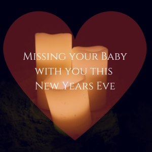 Missing your Baby with you this New